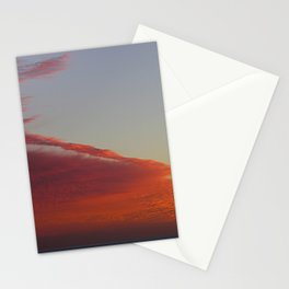 Fire Cloud Mountain Stationery Cards