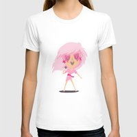 jem T-shirts featuring Jem by Rod Perich