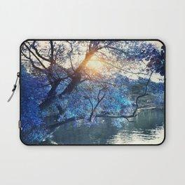 Hope in blue Laptop Sleeve