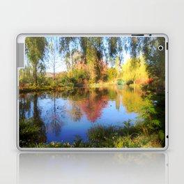 Dreamy Water Garden Laptop & iPad Skin