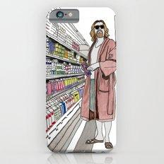 Jeffrey Lebowski and Milk. Slim Case iPhone 6