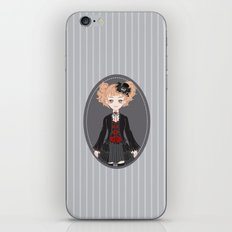 Lucy (Dark Version) iPhone & iPod Skin