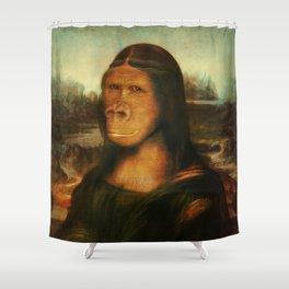 Mona Rilla Shower Curtain