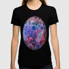 Fairy Bunny in Hiding T-shirt