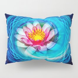 Wellness Water Lily Pillow Sham