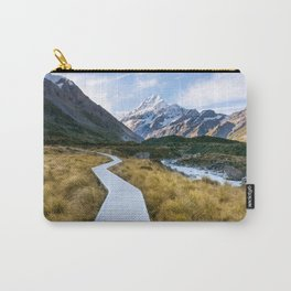 Mt.Cook New Zealand - A hikers dream Carry-All Pouch