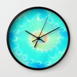 Nautilus Ocean Wall Clock