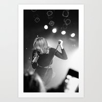 Coeur de Pirate @ The Mod Club (Toronto) Art Print