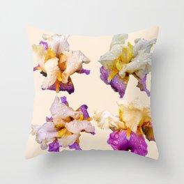 DROP OF LIFE Throw Pillow