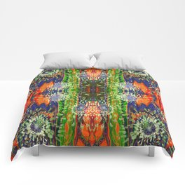 Induced Cosmic Revelations (Four Dreams, In Mutating Cycle) (Reflection) Comforters