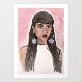 Emily Bador Art Print