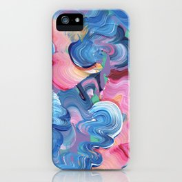Abstraction #3 iPhone Case