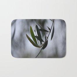 Olive Branch Bath Mat