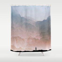 I wander Shower Curtain