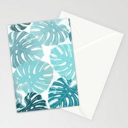 Blue romance Stationery Cards