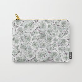 Rose rush Plum Carry-All Pouch