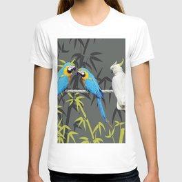 Kakadu - Macbambooaw Bambus Rope Jungle T-shirt