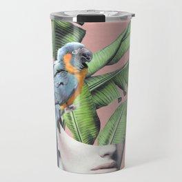 Tropical Girl  2 Travel Mug