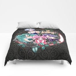 Sailor Senshi - Outer Princess (Art Edit) Comforters