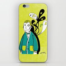 Everybody Has a Ghost or Two iPhone & iPod Skin
