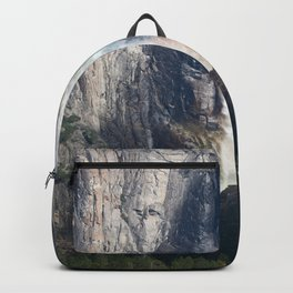 Bridalveil Falls, Yosemite California Backpack
