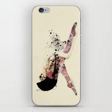 indepenDANCE #3 iPhone & iPod Skin