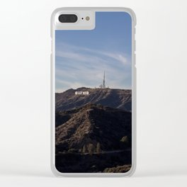 I. AM. HOLLYWOOD. Clear iPhone Case
