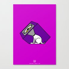 Wireless Woofer Canvas Print