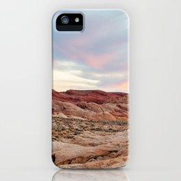 Nevada Mountains 8-7 iPhone Case