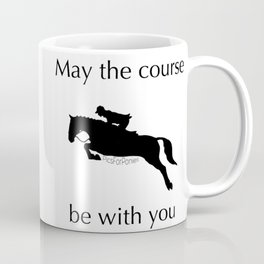 May the course be with you Coffee Mug