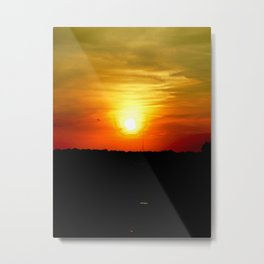 Sailors' Delight Metal Print