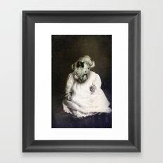Aleister Framed Art Print