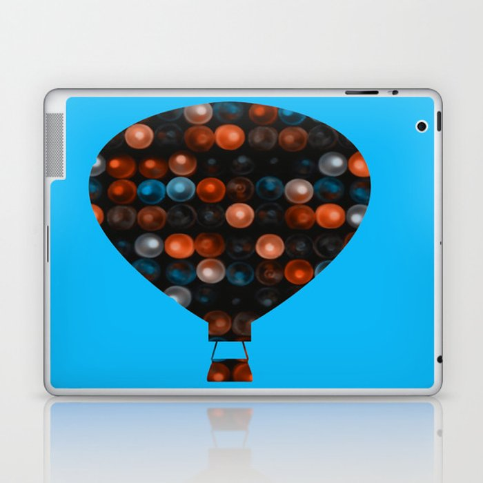 My Beautiful balloon Laptop & iPad Skin