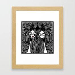 lullabelle'la 003 Framed Art Print