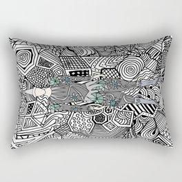 Heroes Fashion 5 Rectangular Pillow