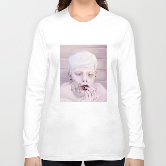 Iridescent  Long Sleeve T-shirt
