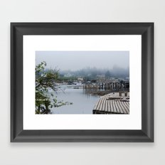 Corea, Maine Framed Art Print