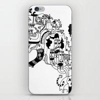 cuba iPhone & iPod Skins featuring CUBA by gabriel