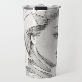 Thougths Travel Mug