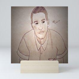 G-Eazy by Double R Mini Art Print