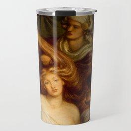 "Dante Gabriel Rossetti ""Morning Music"" Travel Mug"