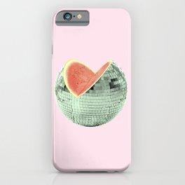 Discomelon iPhone Case