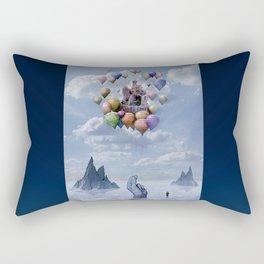 Sweet Castle Rectangular Pillow