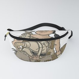 The Destroyer of mudcrab Fanny Pack