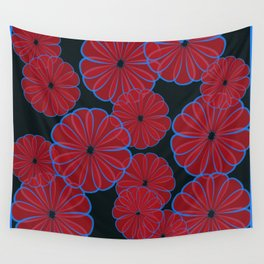 PureRed Wall Tapestry