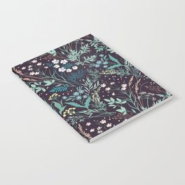 Meadow pattern. Notebook