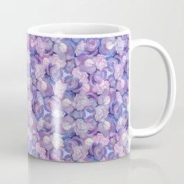 Botanical In Blue Coffee Mug