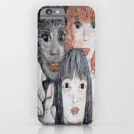 All God's Children iPhone Case