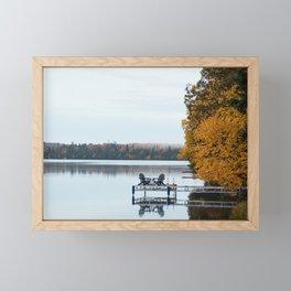 Dock Life  Framed Mini Art Print