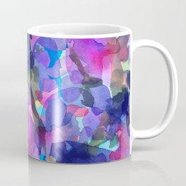 Monet's Violet Garden Coffee Mug